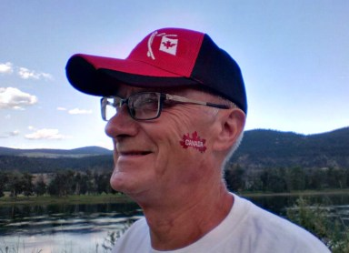 Thanks to the folks at the Pritchard community picnic for the tattoo.