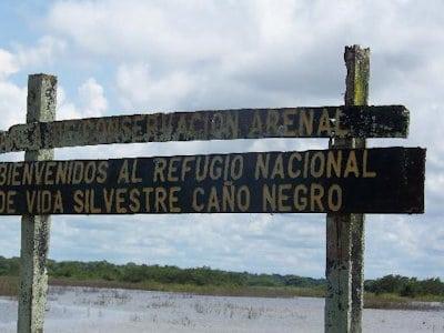 Refugio Natural de Vida Silvestre Caño Negro