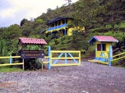Refugio Nacional de Vida Silvestre La Marta