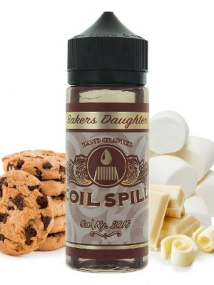 BAKERS DAUGHTER COIL SPILL 100ML 0MG