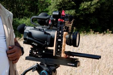 Documental de nutrición 4k rodado con la GY-LS300 de JVC