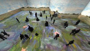 Sigue la inmersión en Monet