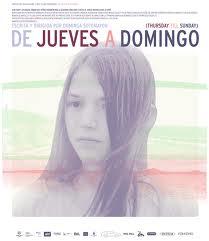"""""""DE JUEVES A DOMINGO"""" PREMIADO EN VALDIVIA"""
