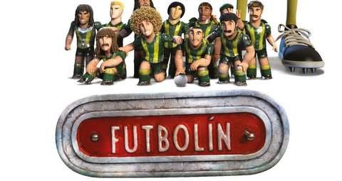 """""""Futbolín"""", lo nuevo del gran Campanella. Animación para todos los públicos"""