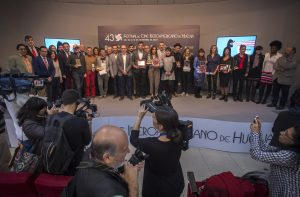'La novia del desierto' triunfa  en el Festival de Cine Iberoamericano de Huelva