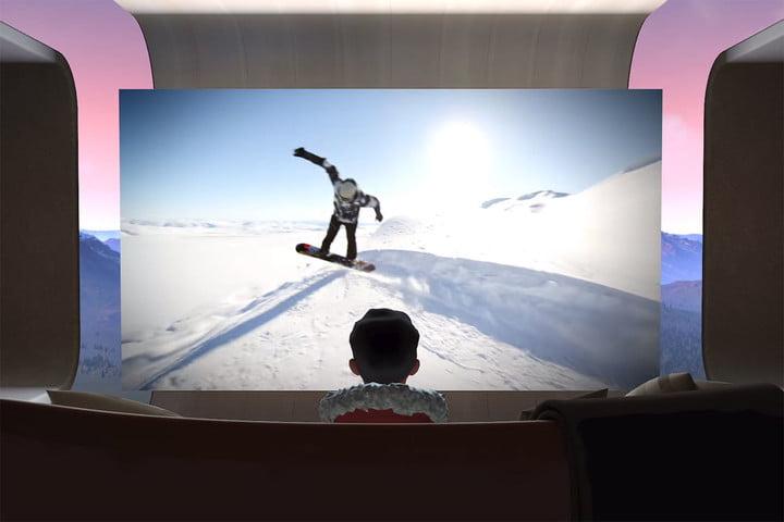 Oculus TV, la nueva televisión inmersiva