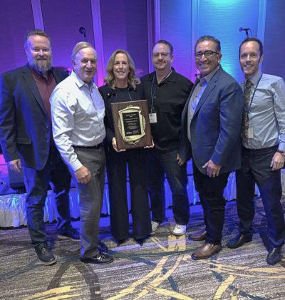 ICTA distingue a Christie con el Teddy Award al Mejor Fabricante del Año
