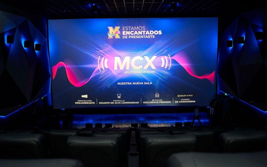Multicines inaugura el primer cine láser RGB puro 4K de Ecuador con Christie