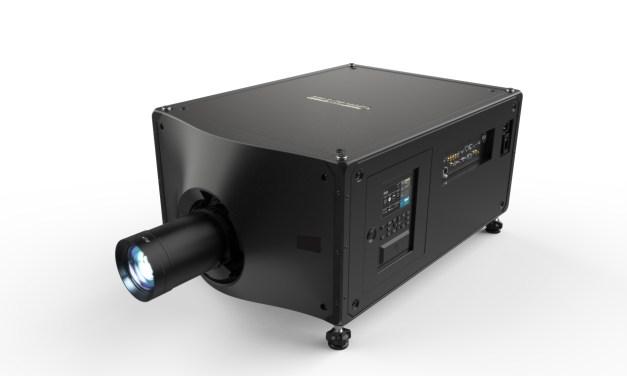 """Christie presenta el Griffyn 4K32-RGB: un proyector RGB de láser puro """"todo en uno"""" para aplicaciones permanentes o de rental"""