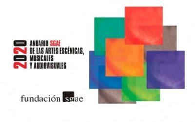 Datos de Cine, Video y T V de España, en el Anuario SGAE 2020