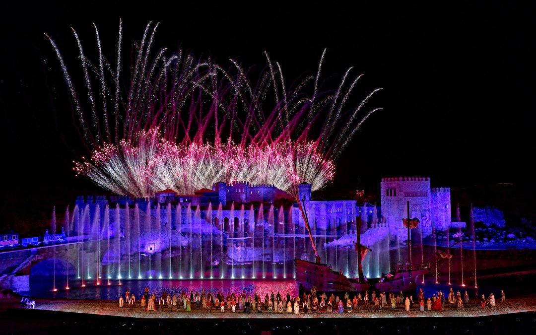 Puy du Fou España adquiere 41 proyectores Christie para los nuevos espectáculos del parque histórico que abrirá sus puertas en 2021 en Toledo