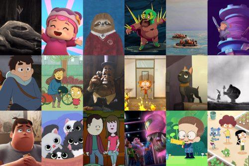 40 obras nominadas a los Quirino de la Animación Iberoamericana