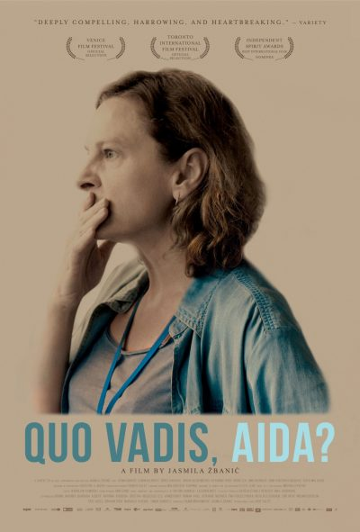 QUO VADIS, AIDA(Trágica esperanza)