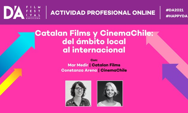 Vídeo de la jornada Catalan Films y CinemaChile: del ámbito local al internacional