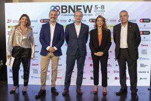 bnew: cuatro dias intensos con La nueva economia