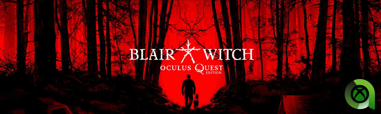 Portada Blair Witch VR