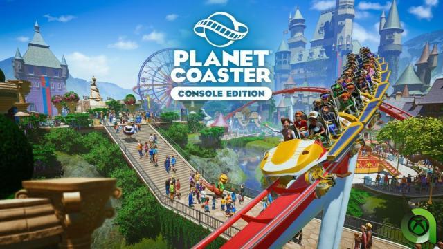 Planet Coaster: Console Edition