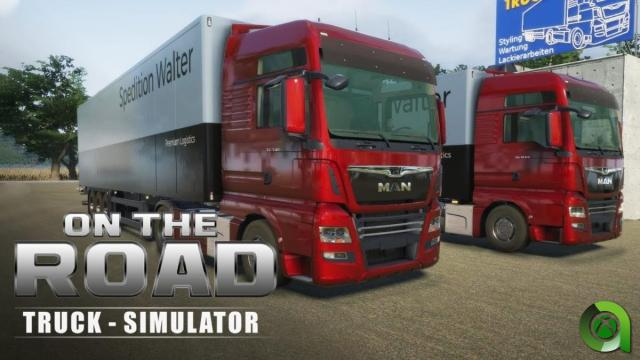 On the Road: Truck Simulator
