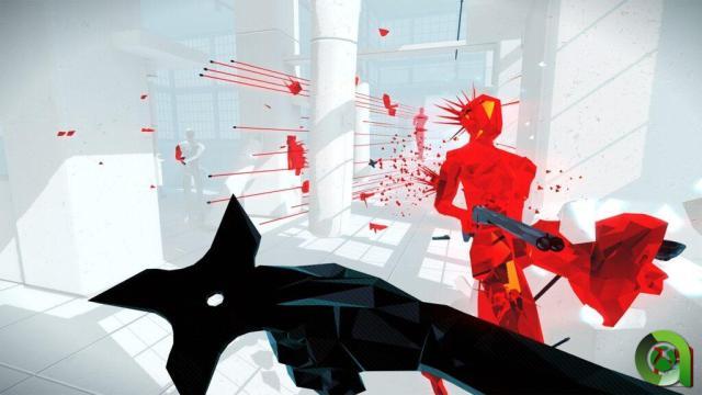 Más explosiones. SuperHot Mind Control Delete.