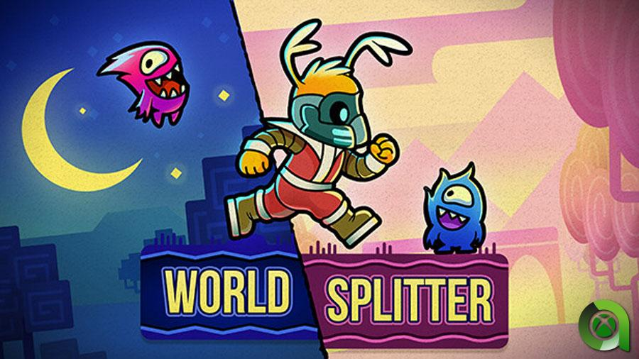 World splitter area xbox
