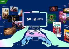Microsoft lleva el Game Pass a los clientes de Movistar