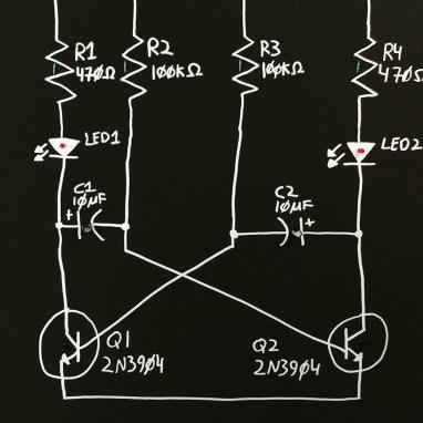 concrete schematic