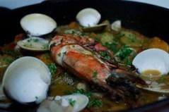 Algarvian Fish stew