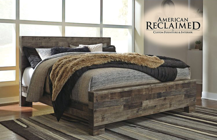beds american reclaimed