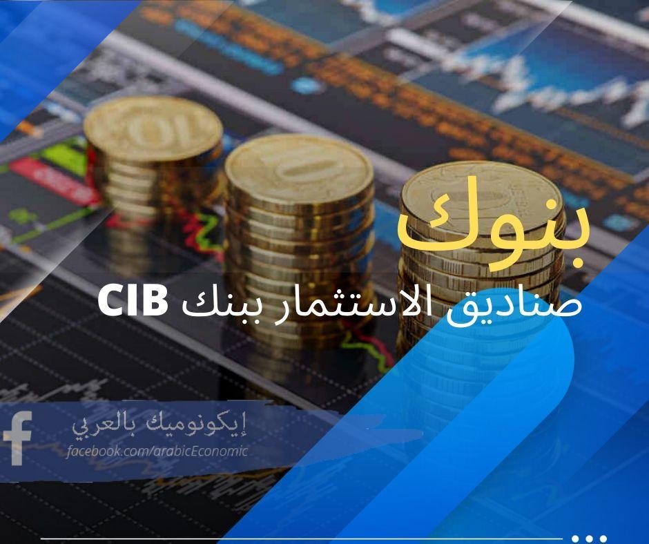 صناديق الاستثمار في بنك CIB