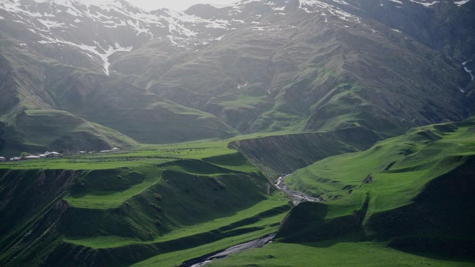 georgian road-trip
