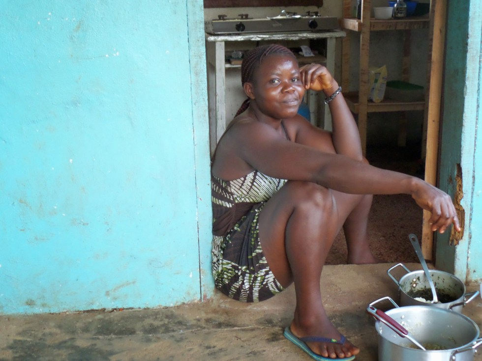 Volunteering in Liberia