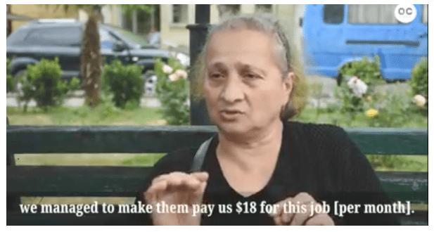 chiatura mine nurse salary