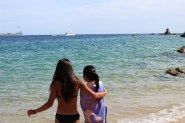 """picture at our """"secret"""" beach"""