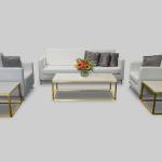 Mallorca Marble Coffee Table Furniture Rentals In Dubai Abu Dhabi Uae