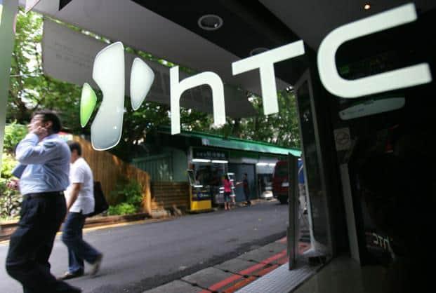 HTC's smartphone