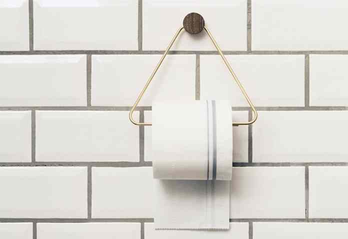 waste toilet paper into electricity