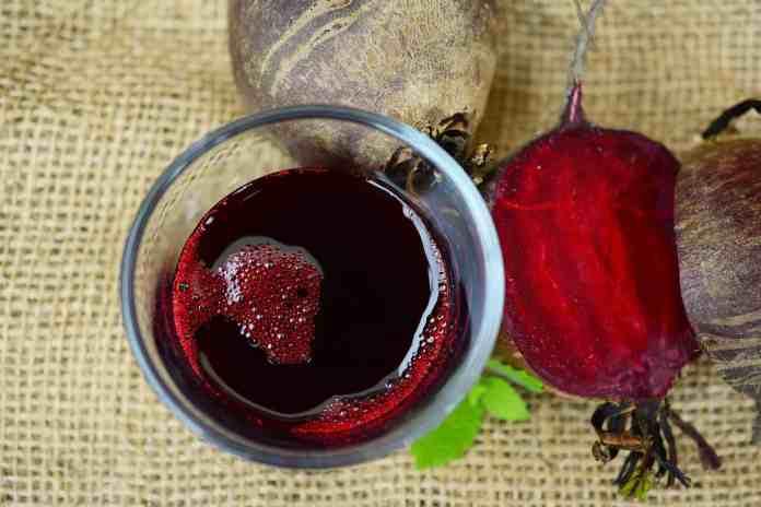 Spinonews.com Benefits of Beetroot Juice