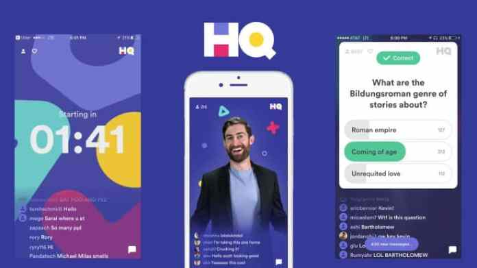 Spinonews.com HQ Trivia Android app
