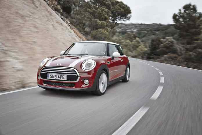 Spinonews.com Mini cooper with 3D printing and laser carving innovation