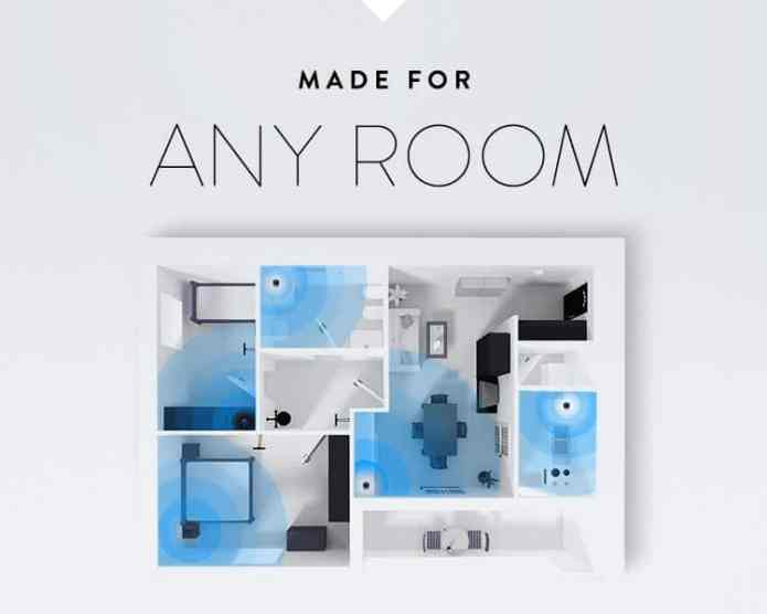 Made for any room