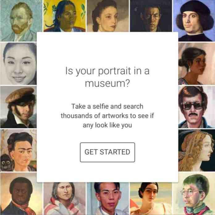 spinonews Google Arts & Culture app