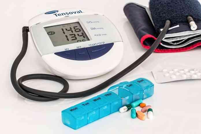 Blood pressure New
