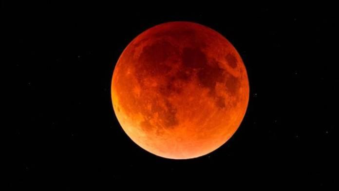 spinonews 3 moon phenomena Lunar eclipse