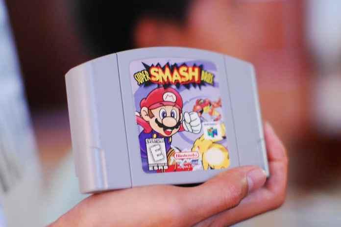 spinonews Super Smash Bros.