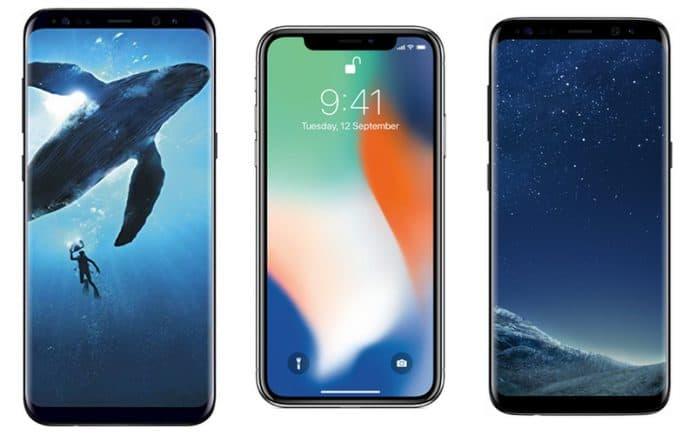 spinonews Battle of SmartPhones