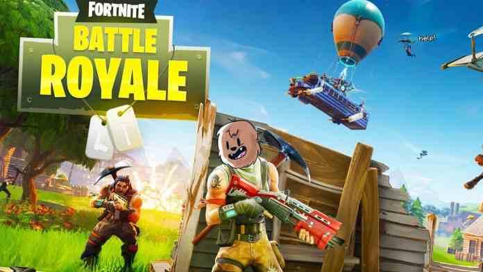 Fortnite Battle Royale's