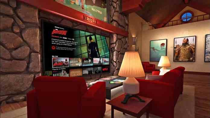 spinonews Netflix Virtual Reality