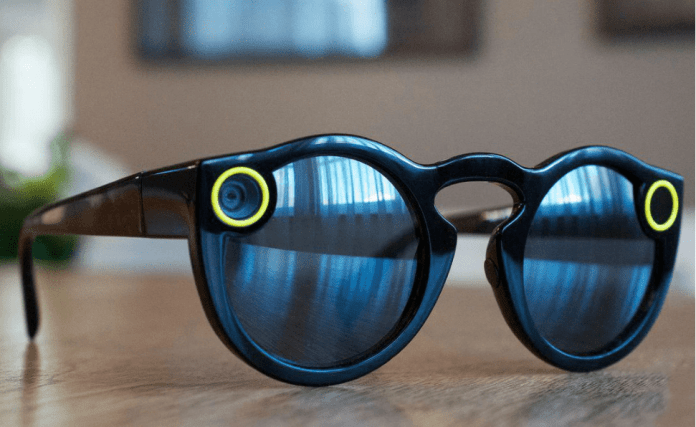 spinonews Snap new versions of spectacles