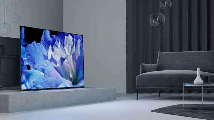 Spinonews New Sony OLED TV's