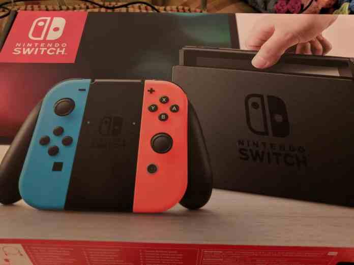 spinonews Nintendo switch exploit